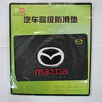 Автомобильный коврик липучка Mazda (185x120)