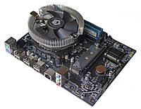 Материнская плата E5-V303 + Xeon E5-2430 2.2-2.7 GHz + 16 GB RAM + Кулер, LGA 1356