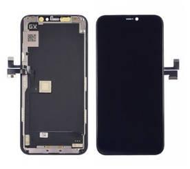 Дисплей Apple iPhone 11 Pro с сенсорным стеклом (Черный) Gx-Amoled