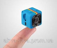 Мини камера SQ11 (МК-105) Синий