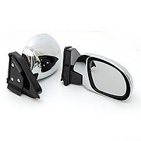 Зеркала боковые EL 130517 на ВАЗ 2101/ 2103/ 2106 хром на шарнире Elegant Maxi Vision пара Польша