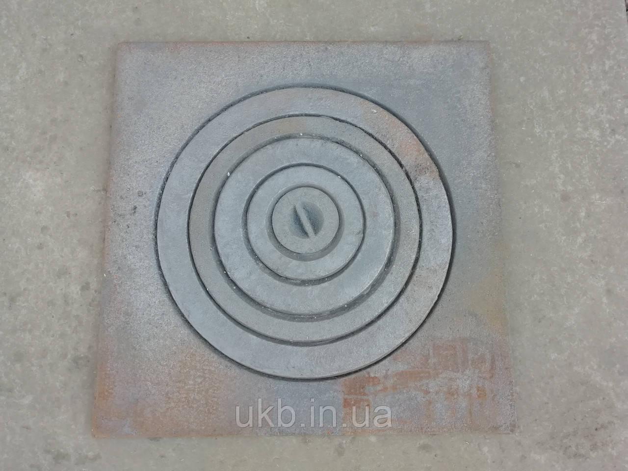 Плита под Казан 540*540 мм (24кг) / Плита до Казана 540*540мм (24кг)