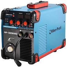 Сварочный аппарат RP-329MIG (MIG, MAG, MMA, 220В, 1 фаза, цикл работы 60%-320А) Riber-Profi