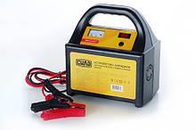 Зарядное устройство для авто 15А, 12-24В, до 250Ah (подходит на свинцово-кислотные АКБ) (стрелочный индикатор)