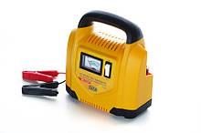Зарядное устройство для авто 6А, 6-12В, до 120Ah (подходит на свинцово-кислотные АКБ) (стрелочный индикатор) С