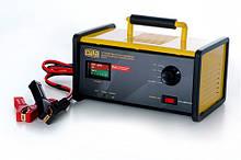 Устройство пуско-зарядное для авто 15А (100А), 12-24В, до 300Ah (подходит на свинцово-кислотные АКБ) (стрелочн