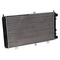 Радіатор системи охолодження ВАЗ 2170-2172 «Пріора», 2110-2112 (двиг. 1.6 16V) AURORA