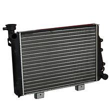Радіатор системи охолодження ВАЗ 2104, 2105, 2107 (карб.) AURORA