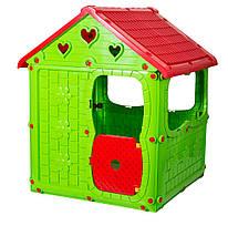 Детский игровой домик (8101) зеленый