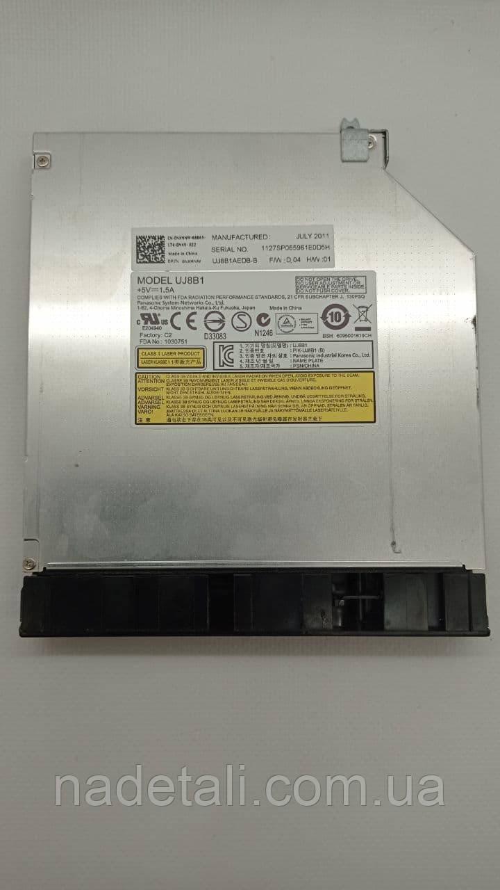 Привод DVD-RW Panasonic UJ8B1 SATA