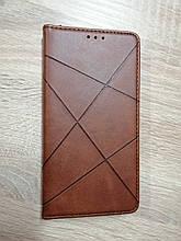 Чохол-книжка Samsung A01/M01 BUSINESS Brown