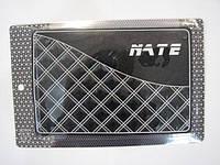 Автомобильный коврик липучка NATE, grey 2 (215x145)