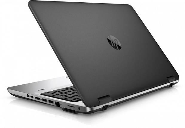 Ноутбук HP ProBook 650 G2- Intel-Core-i5-6200U-2,40GHz-4Gb-DDR4-500Gb-HDD-W15.6-DVD-R-Web-(С)- Б/У, фото 2