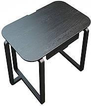 Письменный стол Diox 96 см с ящиком TM Levantin Design, фото 3