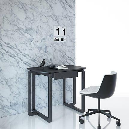 Письменный стол Diox 96 см с ящиком TM Levantin Design, фото 2