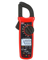 Струмовимірювальні Кліщі UNIT UT201+ TrueRMS, AC 400A