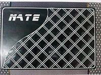 Автомобильный коврик липучка NATE, grey 3 (215x145)
