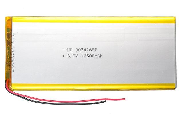аккумулятор 12500мАч 3,7в