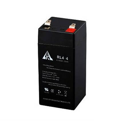 Аккумулятор 4V 4Ah, фото 2