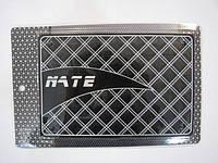 Автомобильный коврик липучка NATE, grey 4 (215x145)