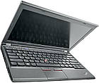 Ноутбук Lenovo ThinkPad X230-Intel-Core-i5-3320M-2,6GHz-4Gb-DDR3-320Gb-HDD-W12.5-(B-)- Б/У, фото 3