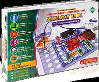 Супер-измеритель - конструктор Знаток 17 проектов ZP70694