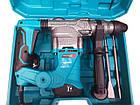 Перфоратор бочковой Grand ПЭ-2500E (3 режима, регулировка оборотов), фото 3