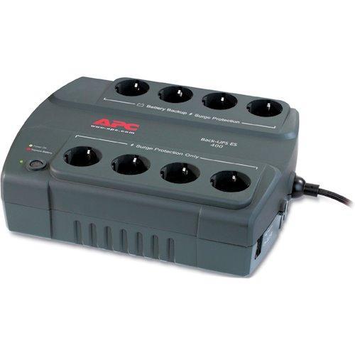 ИБП  APC Back-UPS ES 400VA (BE400-RS)