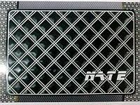 Автомобильный коврик липучка NATE, grey 5 (215x145)