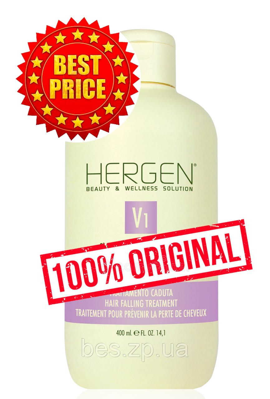 Шампунь від випадіння волосся Hergen V1 400 мл