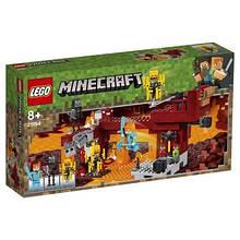 Конструктор LEGO MINECRAFT Мост ифрита 372 детали (21154)