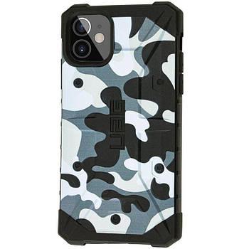 """Ударопрочный чехол UAG Pathfinder камуфляж для Apple iPhone 12 mini (5.4"""")"""