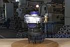 """Турбокомпрессор ТКР 6.1 - 06.1 Евро 2, Турбина на Автомобили ГАЗ """"Валдай""""; Двигатель Д 245.7Е2-251/254, фото 4"""