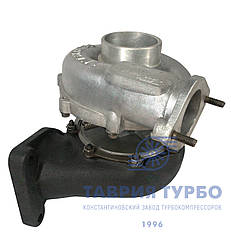 Турбокомпрессор ТКР 8,5C1 , Турбина на Дон-1500, Дон-Ротор; Двигатель СМД-31, СМД-31.01, СМД-31А, -31А.02