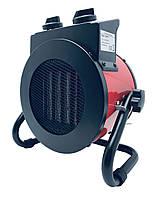 Электрическая тепловая пушка SILVER CROWN 2000 Вт (металлокерамический нагревательный элемент)