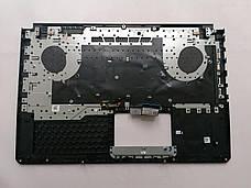 Б/У корпус крышка клавиатуры (топкейс) для ASUS FX504 FX504G FX504GD FX504GE FX80 FX80G FX80GD FX505, фото 2