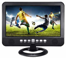 "TV Opera 1002 13.8"" Портативный телевизор с Т2 USB SD"