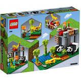 Конструктор LEGO Minecraft Питомник панд 204 детали (21158), фото 6