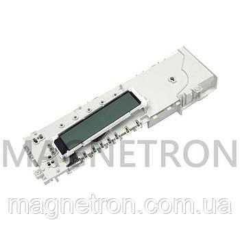 Модуль управления для стиральных машин Electrolux 3792681235 (без прошивки)