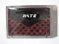 Автомобильный коврик липучка NATE, red 3 (215x145)