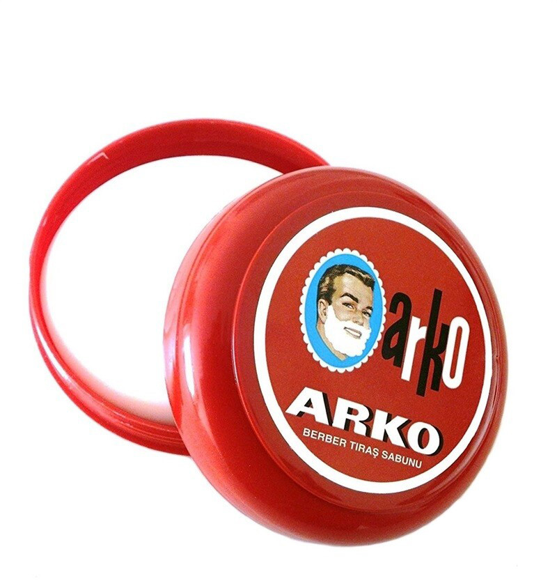 Мыло для бритья Arko Shaving Soap In Bowl 90г
