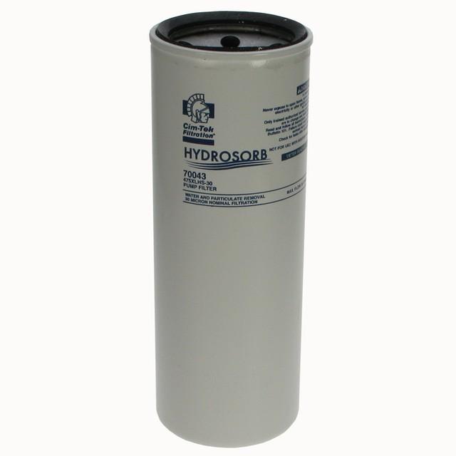 Фильтр для дизельного топлива,  475 XL HS-II-30 (гидроабсорбирующий, до 120 л/мин) CIM-TEK