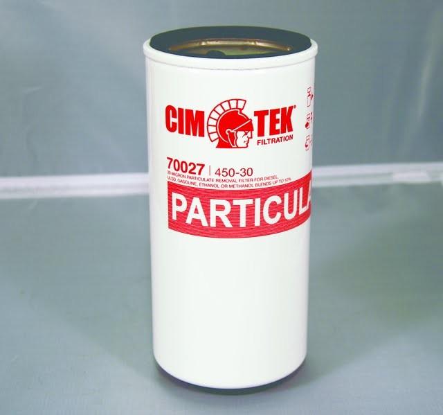 Фільтр тонкого очищення дизельного палива, 450-30 (до 100 л/хв), CIM-TEK