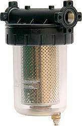 Фільтр сепаратор бензину, гасу, FG-100G, 5 мікрон, до 105 л/хв, Gespasa