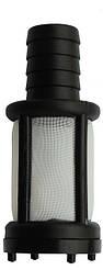 Фільтр грубої очистки FLT 25 (під шланг 25 мм) Adam Pumps