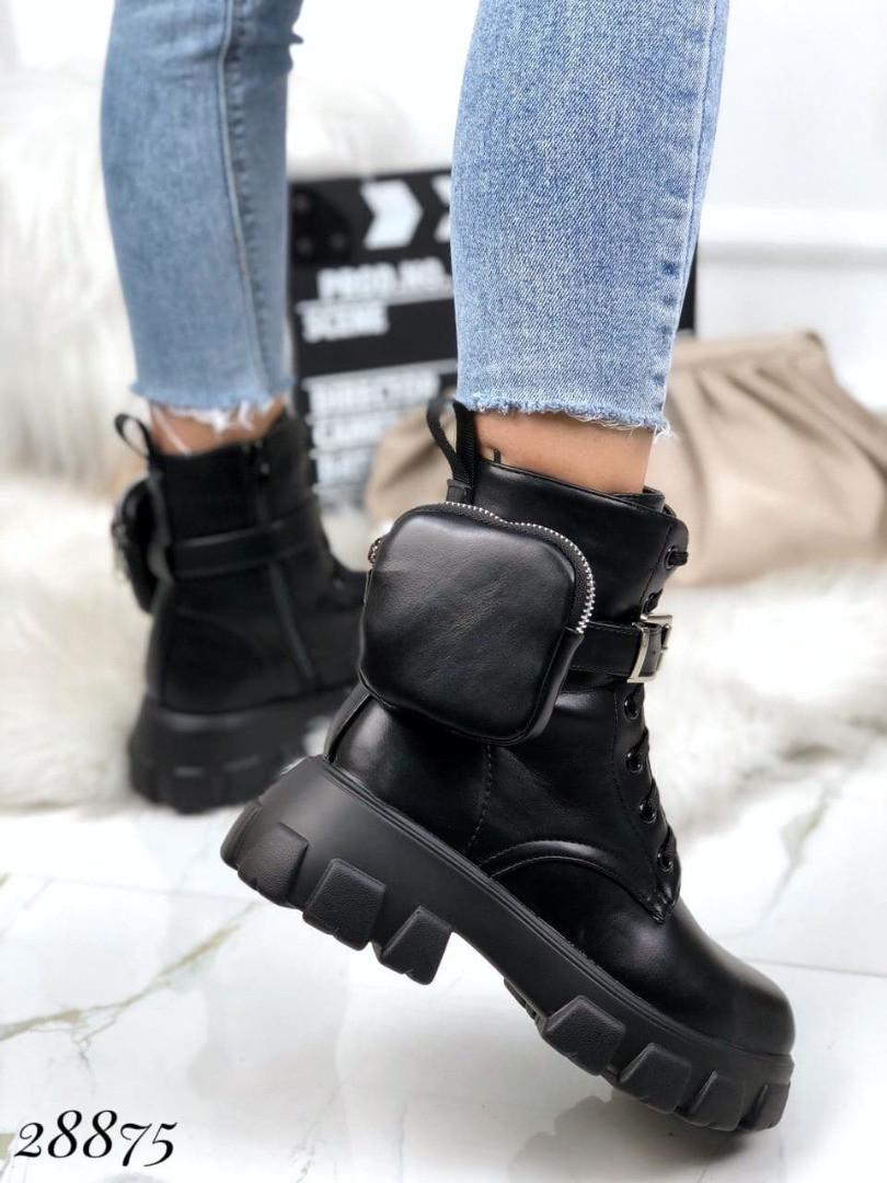 Ботинки женские демисезон 28875