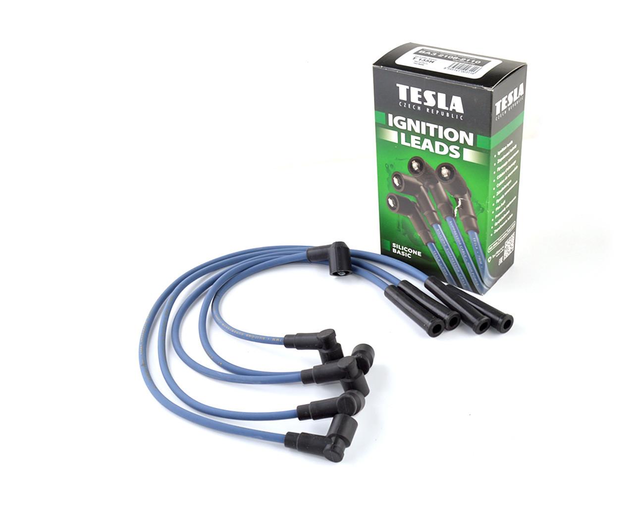 Провід високовольтний ВАЗ 2108 карбюратор підлозі-силікон (Tesla)