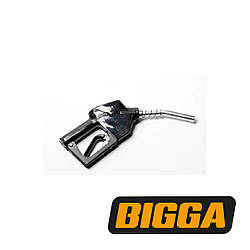 Bigga BA-60 – пістолет роздачі палива. Автоматичний. Продуктивність 60 л/хв.
