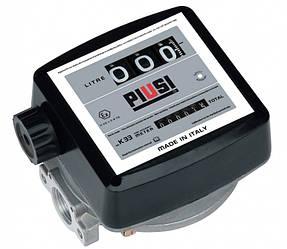 K33 ATEX (Piusi) - механічний лічильник обліку бензину, 20-120 л/хв