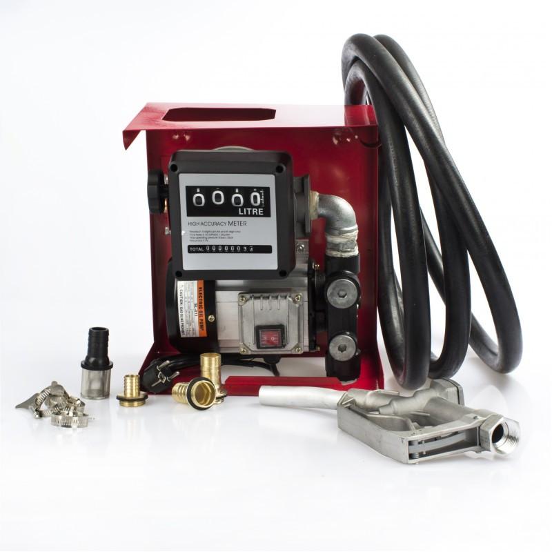 Міні АЗС REWOLT для дизельного палива на 220В 80л/хв RE SL011-220V